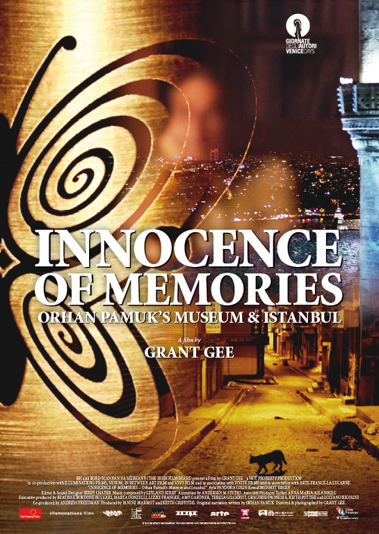 LOCANDINA INNOCENCE OF MEMORIES