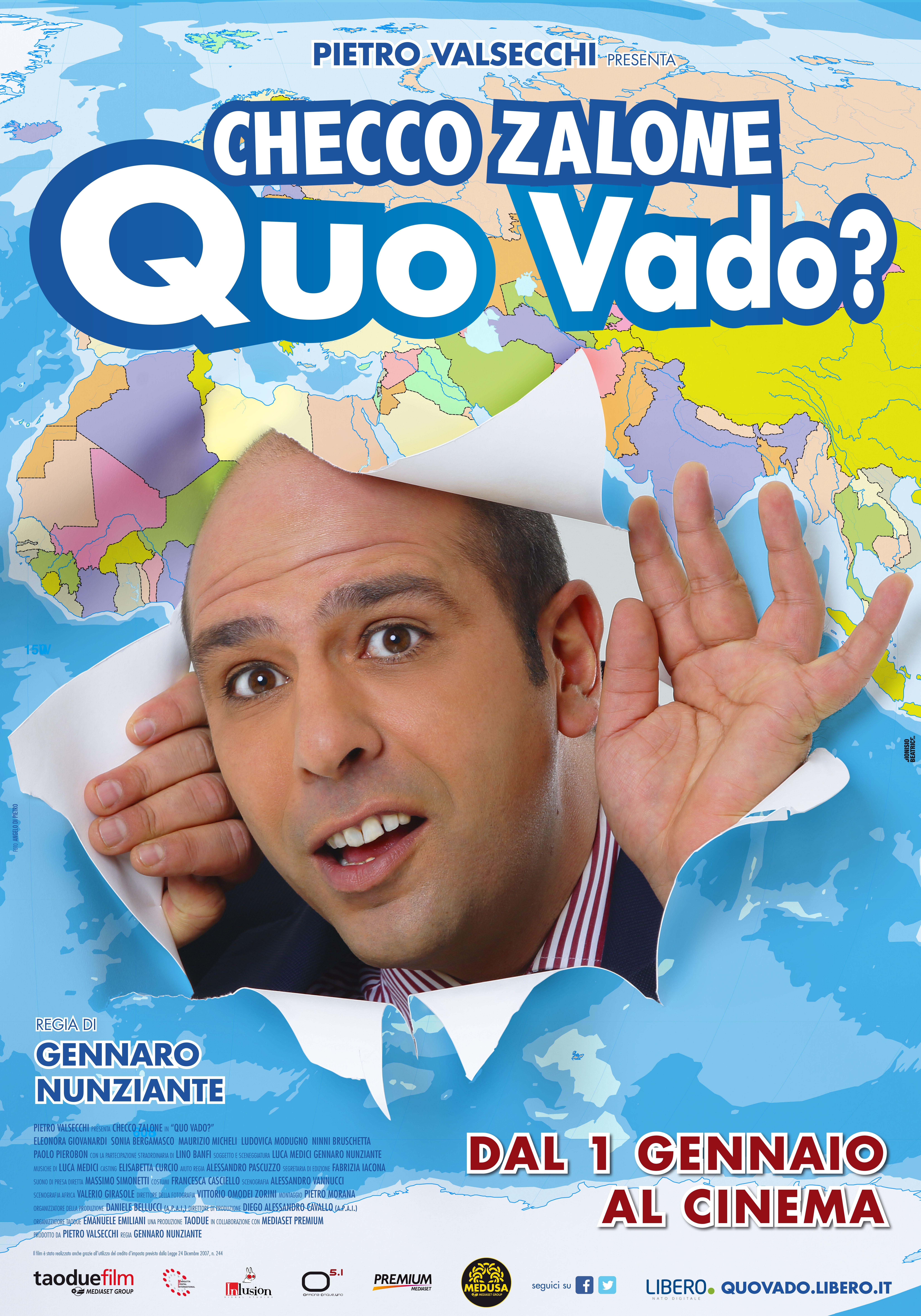 LOCANDINA - QUO VADO
