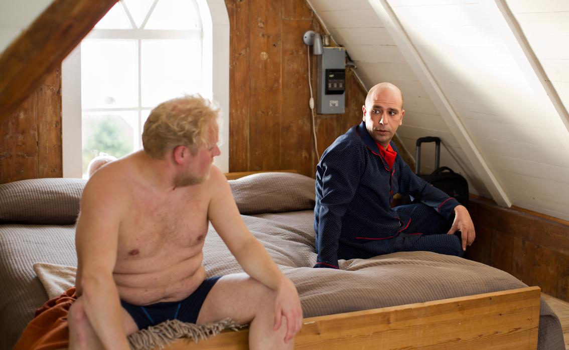Zalone letto norvegese@MaurizioRaspante