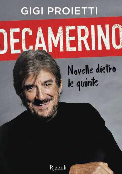 """""""Decamerino. Novelle dietro le quinte"""""""