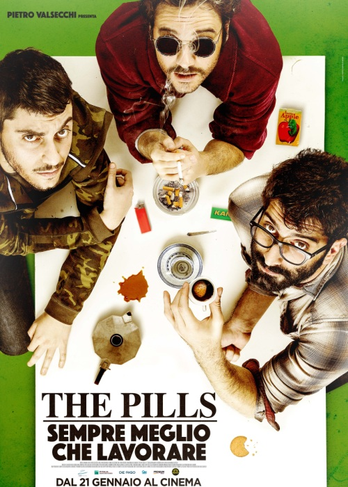 The Pills – Sempre meglio…