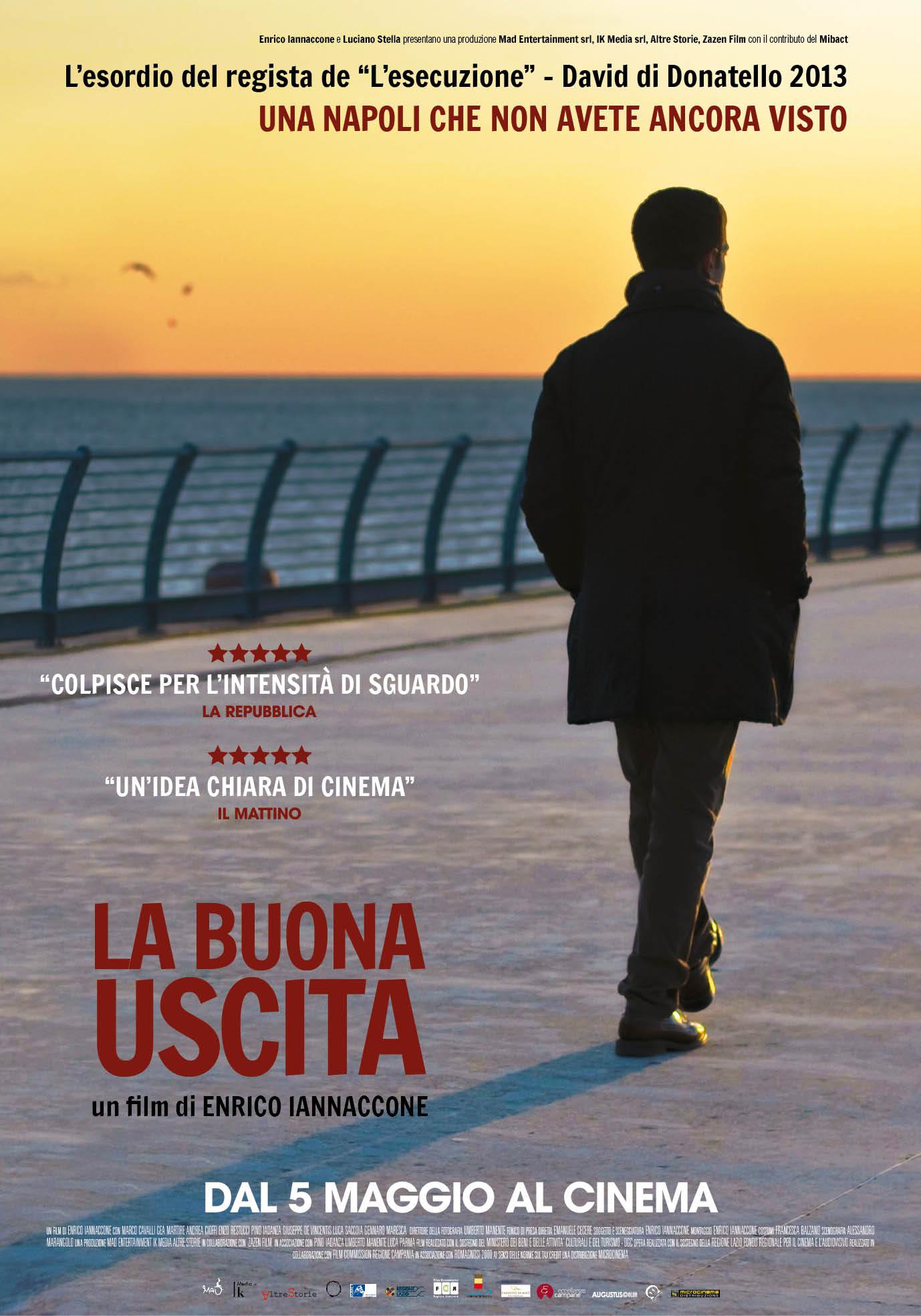 LA BUONA cover
