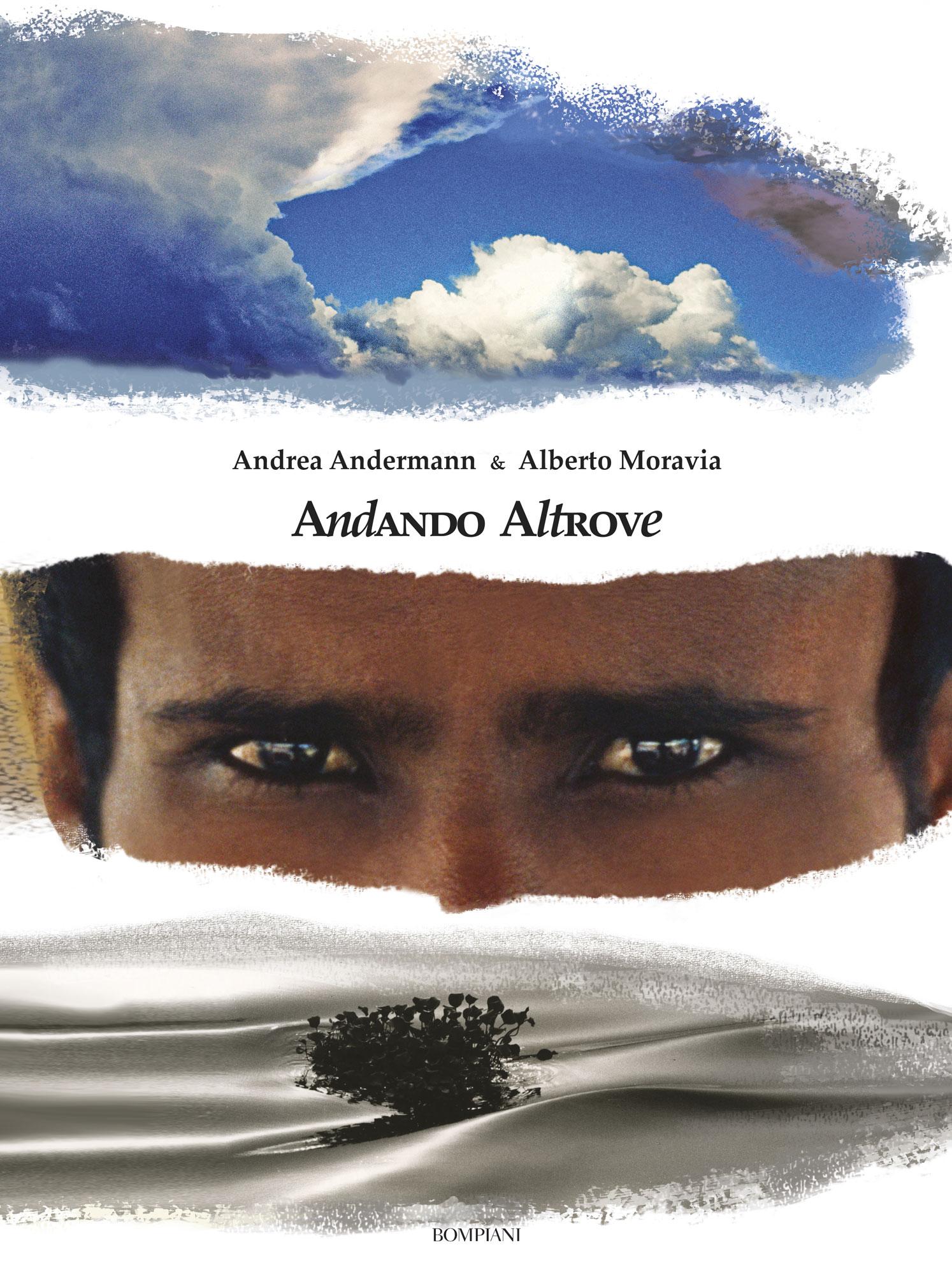 Copertina-Fronte ANDANDO ALTROVE