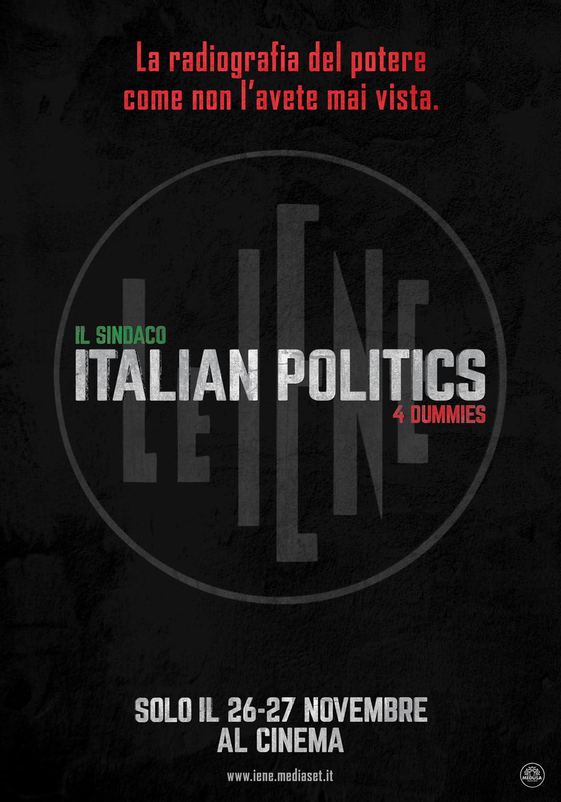 manifesto ITALIAN POLITICS