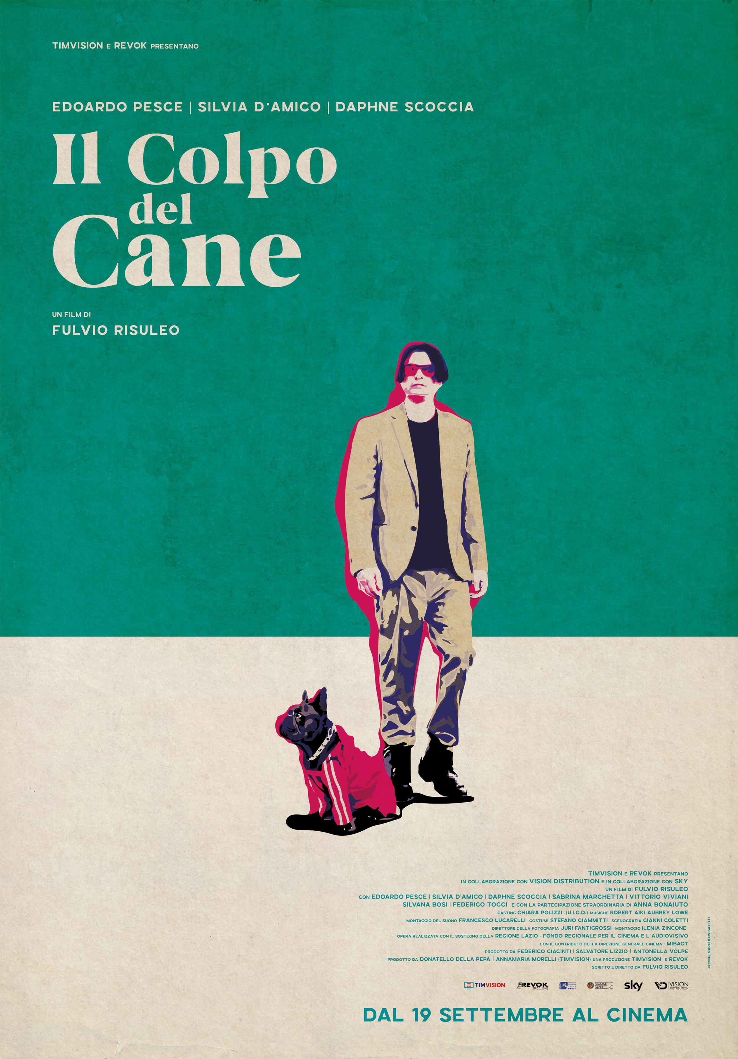 Il Colpo del Cane Manifesto